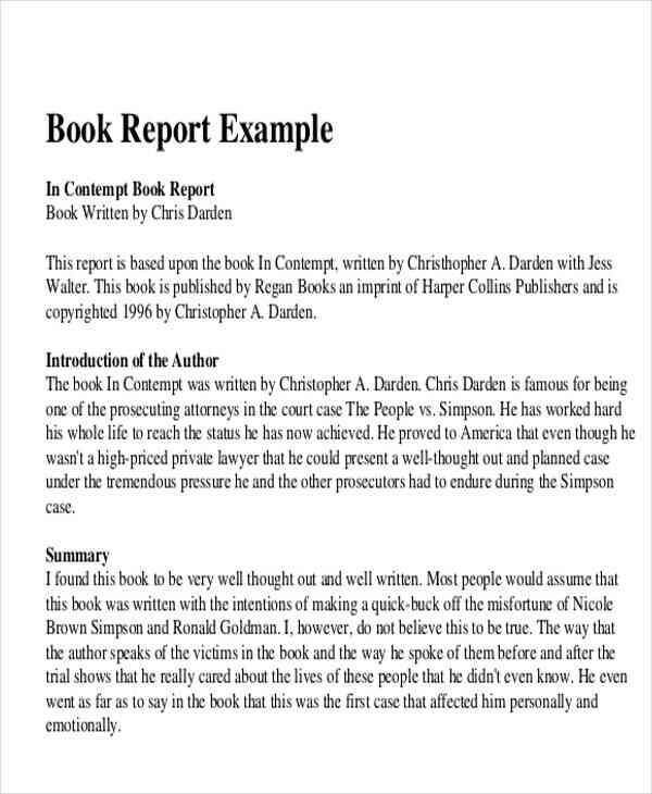 Write my book report com