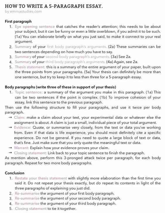 Computer Science Essays  Thesis Persuasive Essay also Thesis For A Persuasive Essay  Paragraph Essay How To Write Tips Format Examples  Guide Science Essay Ideas
